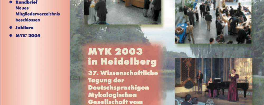 Mykologie Forum 4:2003
