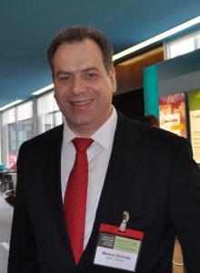 Prof. Dr. med. Markus Ruhnke, Präsident der MYK-Stiftung