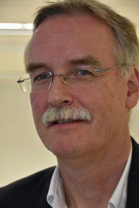 PD Dr. med. Stefan Schwarz, Geschäftsführender Vorsitzender der MYK-Stiftung