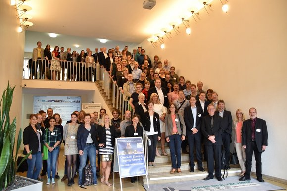 Teilnehmer der 50. Jahrestagung 8.-10. September 2016 in Essen