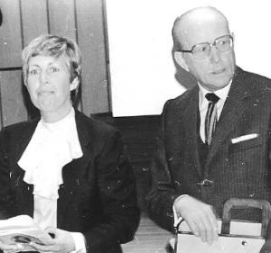 Prof. Helge Hauck, Prof. Hans Götz